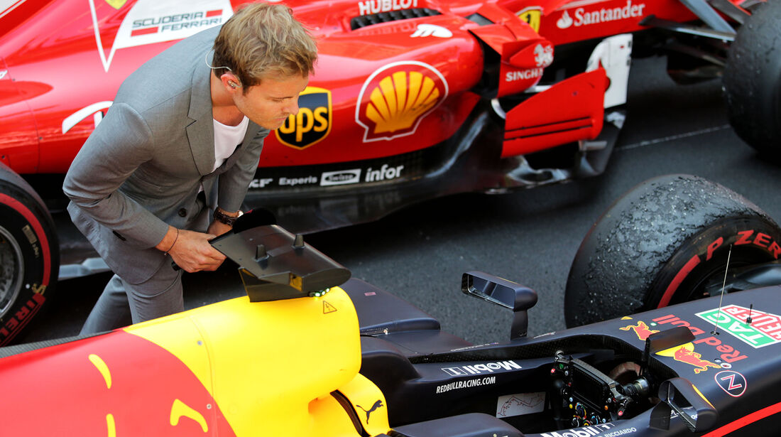 Nico Rosberg - Formel 1 - GP Monaco 2017