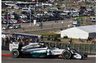 Nico Rosberg - Formel 1 - GP USA - 1. November 2014