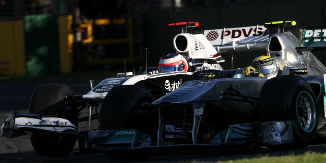 Nico Rosberg GP Australien 2011