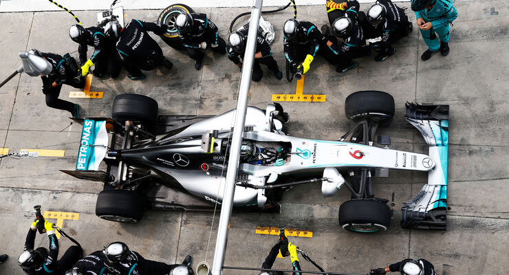 Nico Rosberg - GP Italien 2016