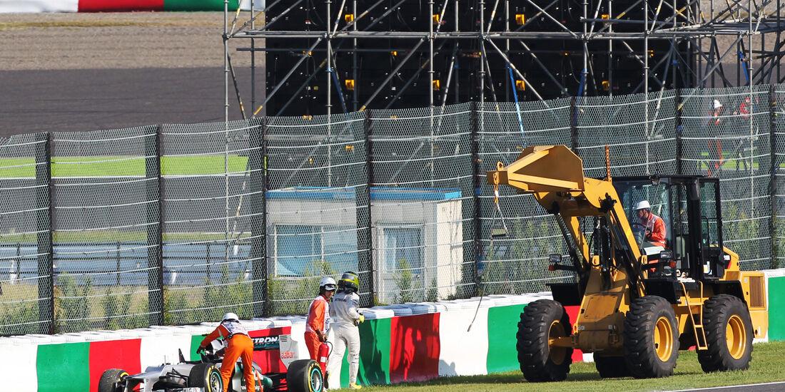 Nico Rosberg GP Japan 2012