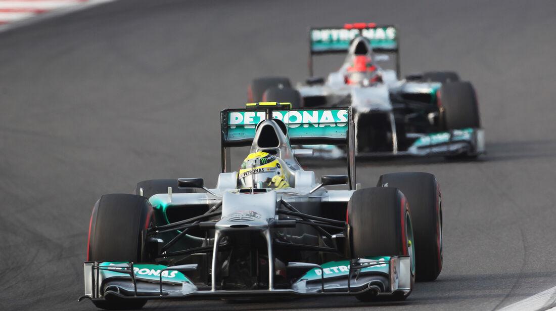 Nico Rosberg GP Korea 2012