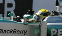 Nico Rosberg - GP Monaco 2013