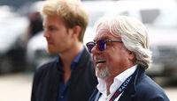 Nico Rosberg & Keke Rosberg - Williams-Jubiläum - Silverstone - 2017