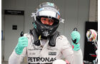Nico Rosberg - Mercedes - Formel 1 - GP Japan - Suzuka - 26. September 2015