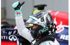 Nico Rosberg - Mercedes - Formel 1 - GP Japan - Suzuka - 4. Oktober 2014