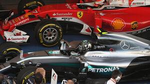 Nico Rosberg - Mercedes - Formel 1 - GP Russland - 1. Mai 2016