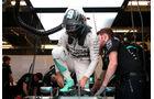 Nico Rosberg - Mercedes - Formel 1 - GP USA - Austin - 23. Oktober 2015