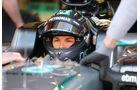 Nico Rosberg - Mercedes - Formel 1 - Test - Barcelona - 2. März 2016