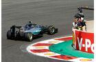 Nico Rosberg - Mercedes - GP Belgien 2015 - Spa Francorchamps