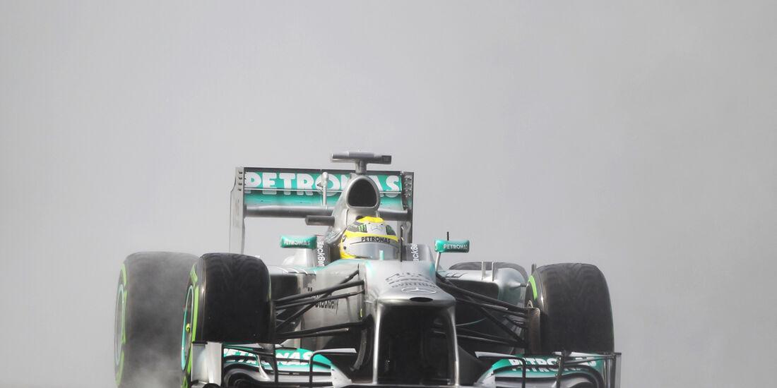 Nico Rosberg - Mercedes - GP Malaysia - 23. März 2013