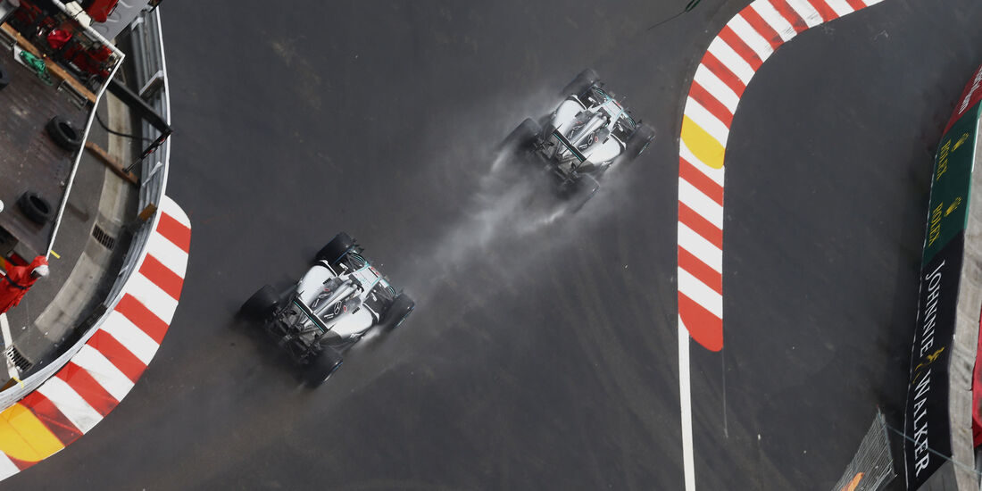 Nico Rosberg - Mercedes - GP Monaco 2016