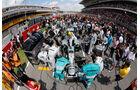 Nico Rosberg - Mercedes - GP Spanien 2013