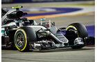 Nico Rosberg - Mercedes W07 - GP Singapur 2016