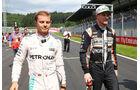 Nico Rosberg - Nico Hülkenberg - Formel 1 - GP Österreich - 2. Juli 2016