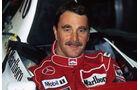 Nigel Mansell 1995 McLaren
