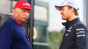 Niki Lauda - 2014