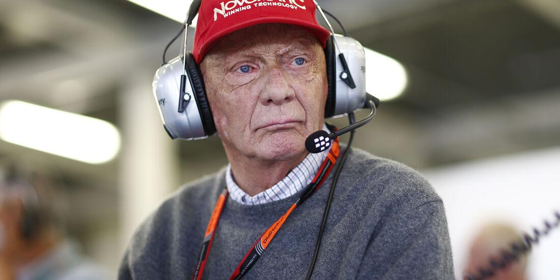 Niki Lauda - Formel 1