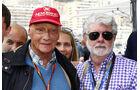 Niki Lauda & George Lucas