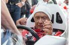Niki Lauda - McLaren MP4-2 - Legends Parade - GP Österreich 2015