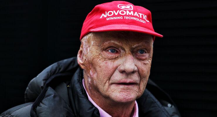 Niki Lauda - Mercedes - Formel 1