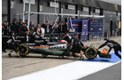 Nikita Mazepin - Force India - Silverstone-Test - 12- Juli 2016