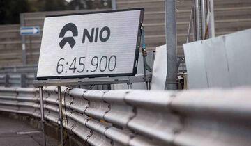 Nio EP9 Rekord Nordschleife
