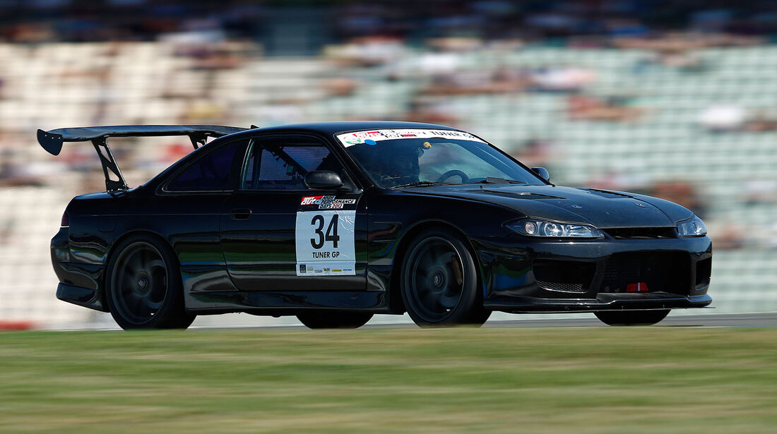 Nissan 200SX, TunerGP 2012, High Performance Days 2012, Hockenheimring