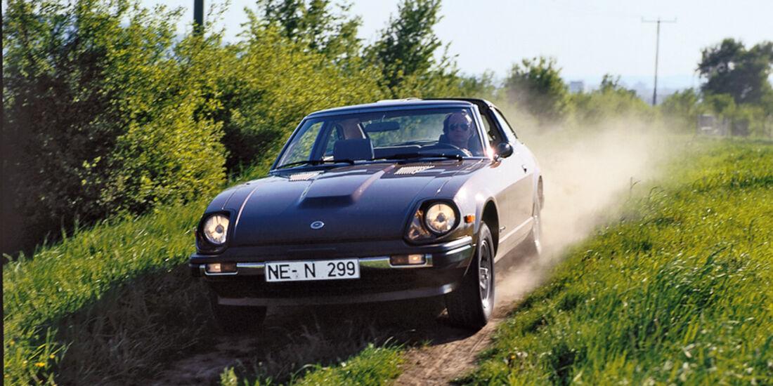 Nissan 280 ZXT Turbo