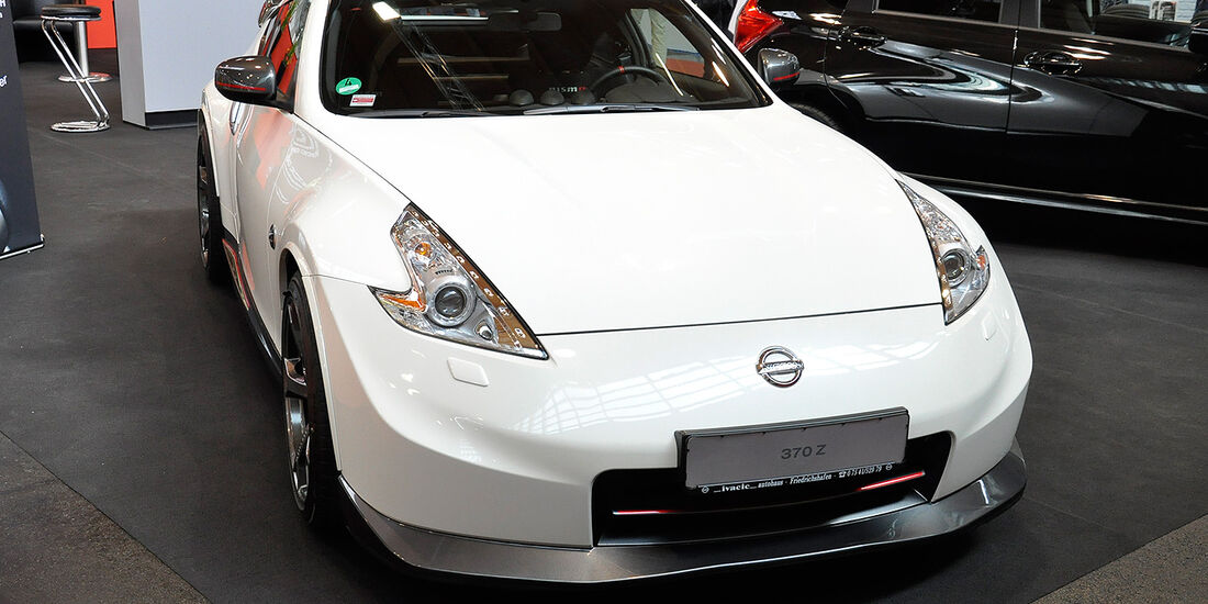 Nissan 370 Z Nismo, Tuning World Bodensee 2014
