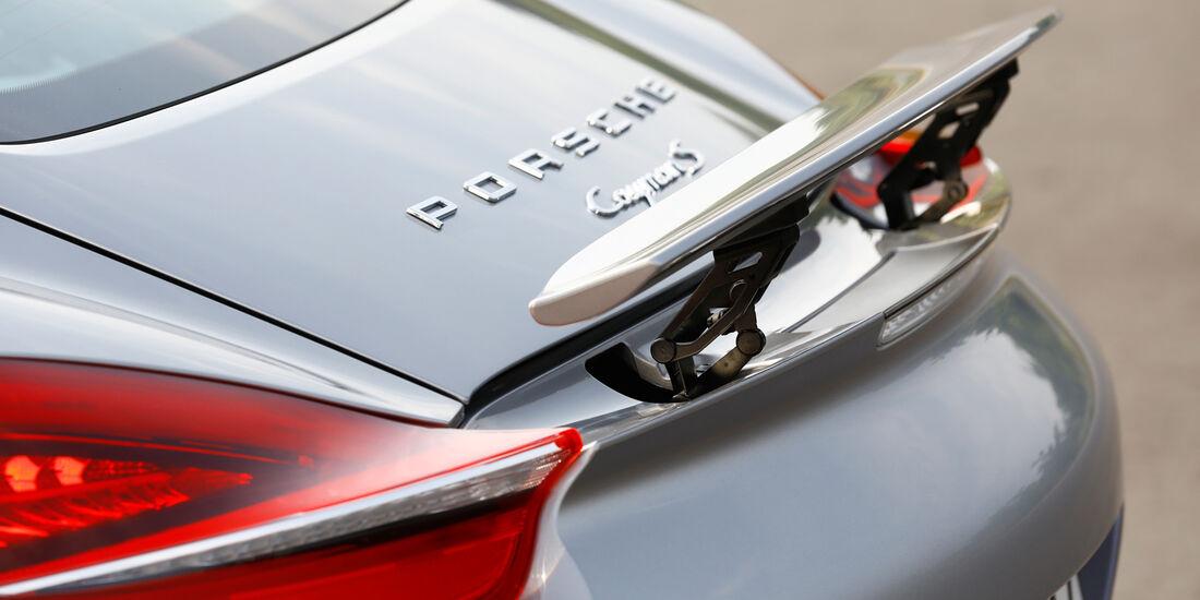 Nissan 370Z Nismo, Heckspoiler