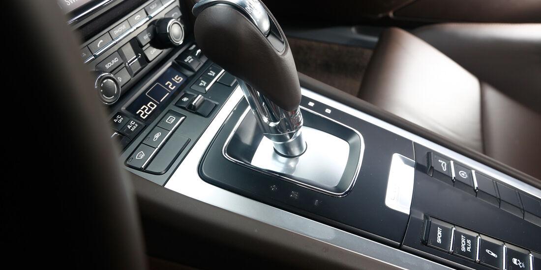 Nissan 370Z Nismo, Schalthebel