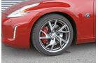 Nissan 370Z, Rad, Felge