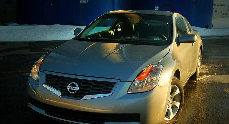 Nissan Altima USA