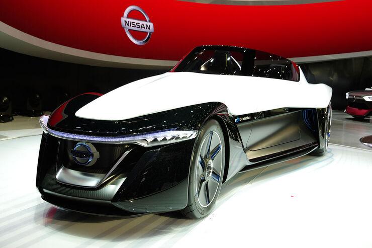 Nissan Blade Glider Tokio Motor Show 2013