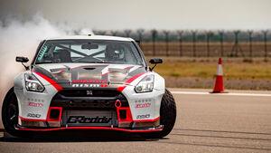 Nissan GT-R - Drift - Weltrekord - 04/2016