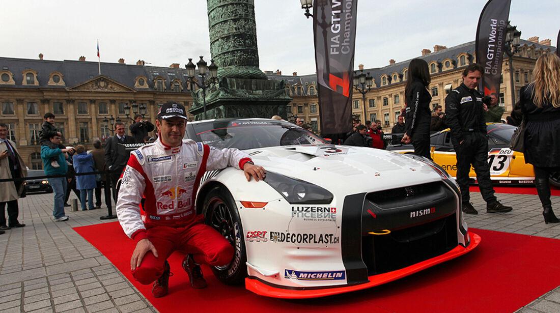 Nissan GT-R GT1 WM