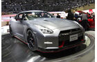 Nissan GT-R Nismo front site Tokio Motor Show