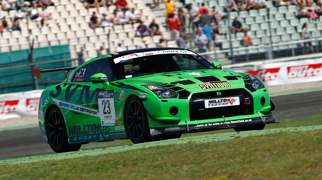 Nissan GT-R R35, TunerGP 2012, High Performance Days 2012, Hockenheimring