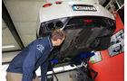 Nissan GT-R, Unterboden