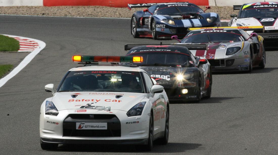 Nissan GTR Safety Car