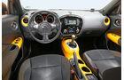 Nissan Juke 1.2 DIG-T, Cockpit