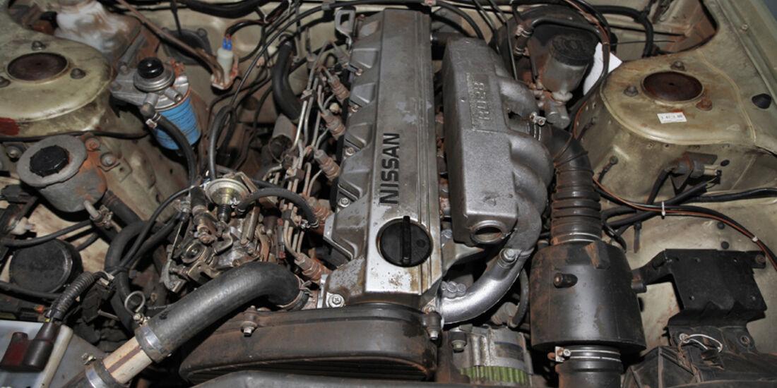 Nissan Laurel 2.8 D SGL, Typ C32, Baujahr 1988