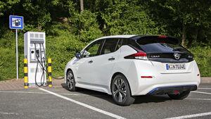Nissan Leaf, Außen