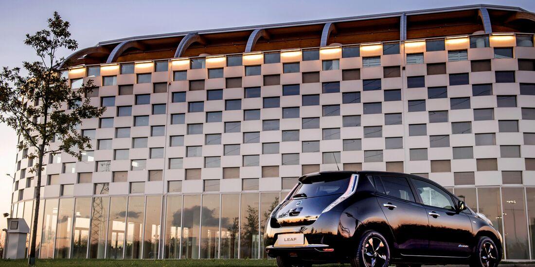Nissan Leaf Black Edition 2016