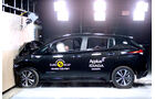 Nissan Leaf Crashtest 2018