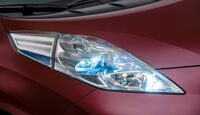 Nissan Leaf, Scheinwerfer