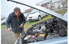 Nissan Maxima 3.0 V6, Motorhaube, Alf Cremers