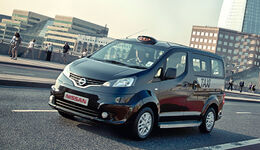 Nissan NV 200 London Taxi