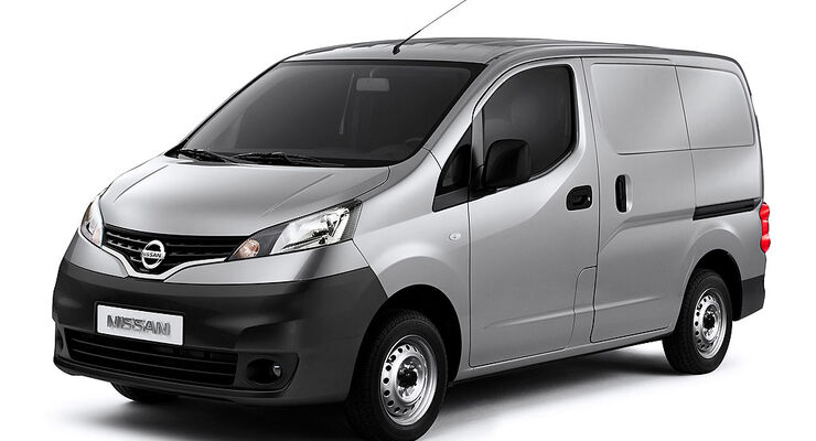 nissan nv200 evalia nissan kleintransporter als pkw. Black Bedroom Furniture Sets. Home Design Ideas